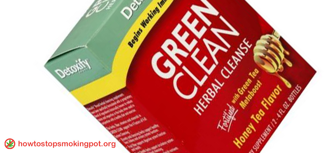 detoxify green clean review